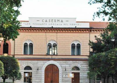 Caserma Gonzaga Foligno